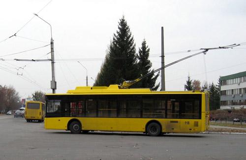 «Богдан» на Склозаводі