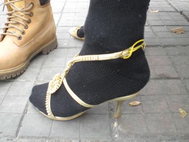 Обувь на каблуках фото
