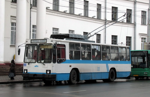 У Полтаві хочуть підняти ціни на проїзд у транспорті