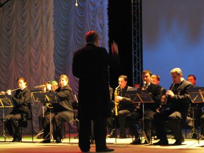 Міський духовий оркестр «Полтава»