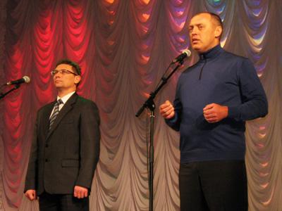 Валерій Пархоменко та Олександр Мамай