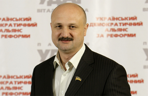 Петро Ворона