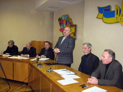 Громадська рада при Полтавській ОДА
