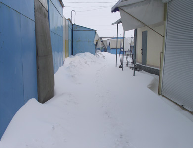 У «Полімпексі» вважають, що той, хто прибирає сніг, про це не кричить