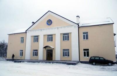 Будинок культури у селі Великі Сорочинці