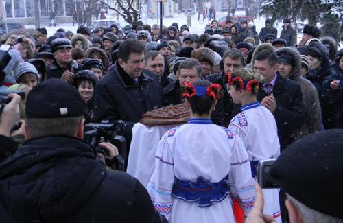 У Миргороді відкрили районний будинок культури