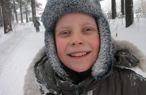 Сильні морози зупинять навчання полтавських дітей