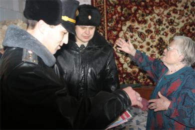 Трупи на згарищі призвели до рейду МНСників у Заворсклянській сільській раді