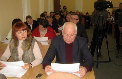 Полтавська міськрада підбила фінансові підсумки минулого року