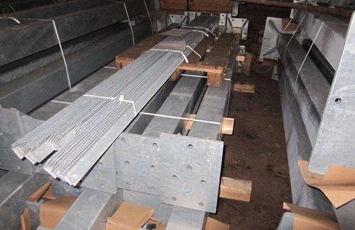 Полтавські митники затримали 10 тонн чорного металу з Австрії