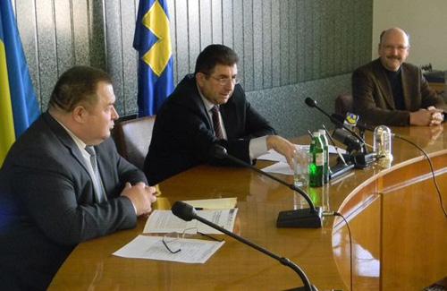 На Полтавщині започткували новий масштабний інвестиційний проект