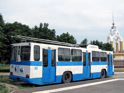 Киев-11у в Кременчуге