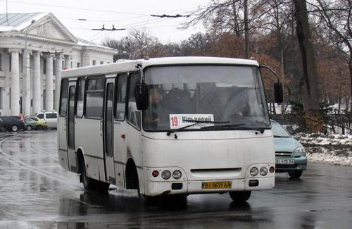 У Полтаві на кону прибутковий маршрут №2