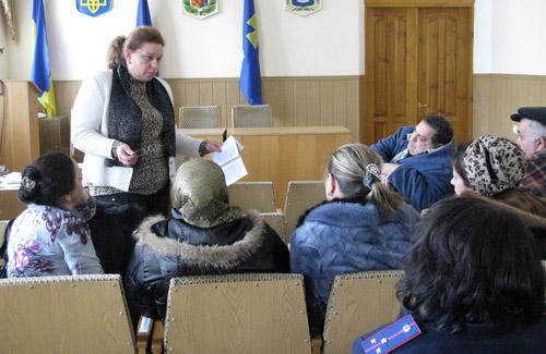 Ромів консультує Антоніна Стучилова