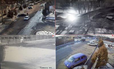 У Нових Санжарах міліція озброїлася камерами відеоспостереження