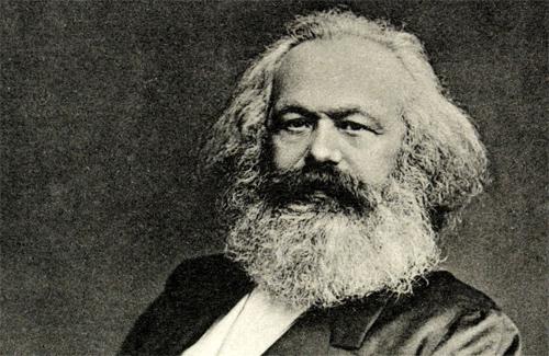 Карл Маркс не працював на виробництві