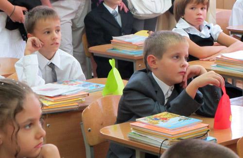 Школярі