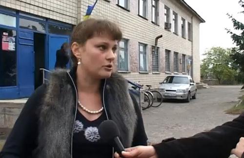 Олена Черевко