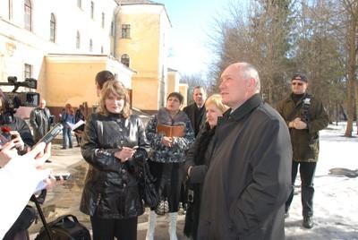 Для облаштування онкодиспансеру Кременчук потребує матеріальної допомоги