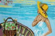 Бывшая работница КрАЗа стала автором прекрасной выставки