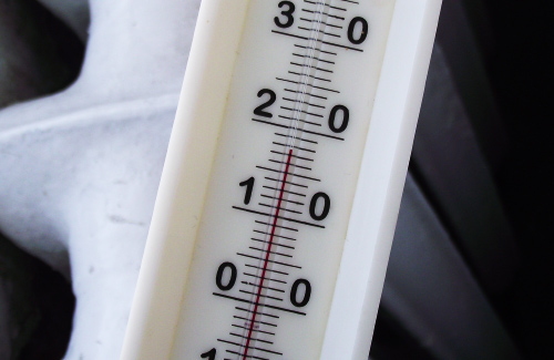 Нормована температура повітря у