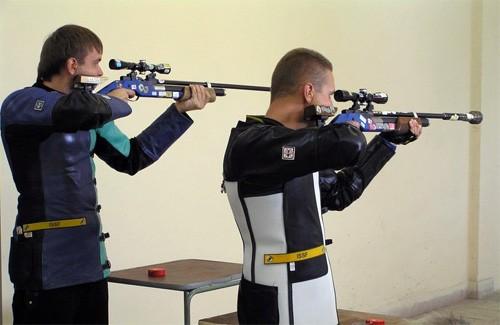 Змагання з кульової стрільби