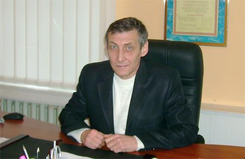Начальник управління у справах захисту прав споживачів у Полтавській області Микола Гордієнко
