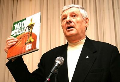 Презентація книги «100 років полтавському футболу»
