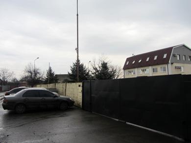 Центральный офис «Новой почты» в Полтаве