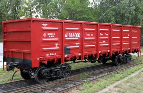 Крюковские вагоностроители выполняют заказ — 270 вагонов