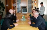 Бургомистр и мэр обсудили оздоровление кременчугских детей