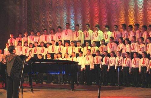 Звітний концерт вихованців музичної