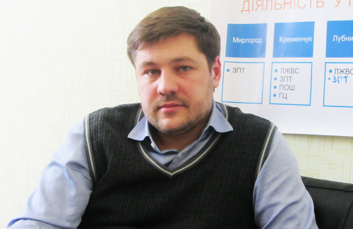 Максим Демченко, директор благотворительной ассоциации «Свет Надежды»