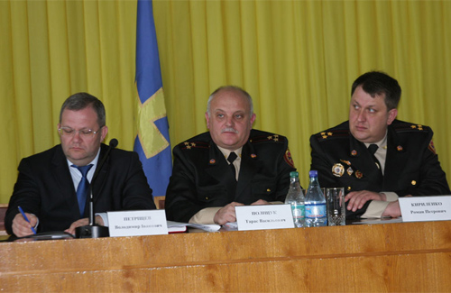 Полтавська область готова до надзвичайних ситуацій