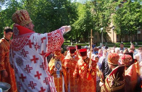У Миргороді відбувся Хресний хід