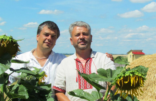 Олександр та Юрій Бублики