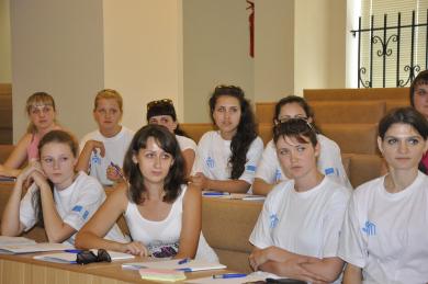 Студенти Полтавської державної аграрної академії