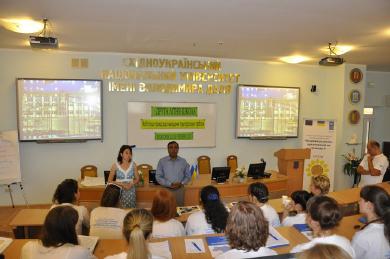 Літня школа «Мобілізація громад задля вирішення територіальних проблем»