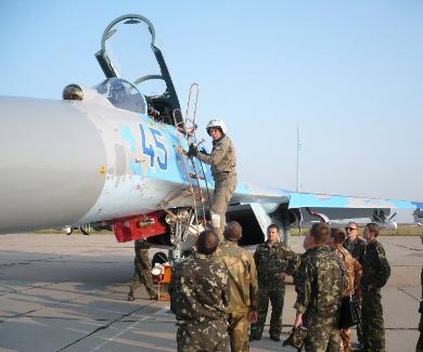 Миргородські військові пілоти