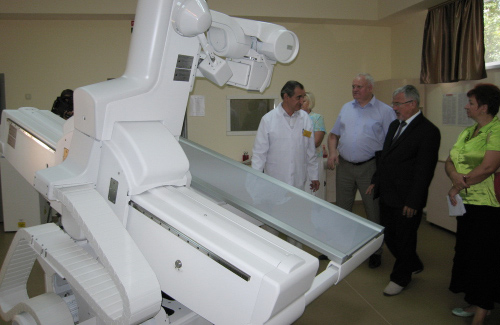 Новий рентгенапарат