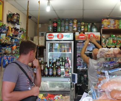 Молоді регіони взялися контролювати продаж алкоголю неповнолітнім у Полтаві