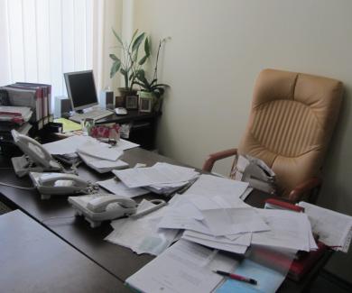 Кабинет Наталии Дороховой