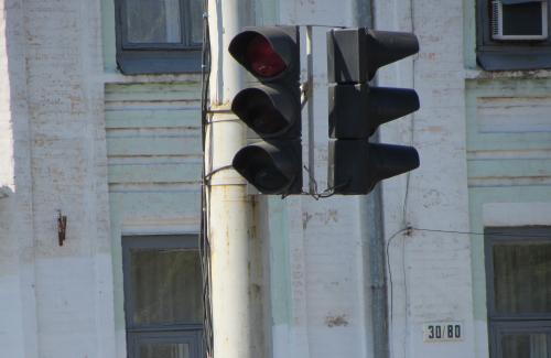 Неробочі світлофори