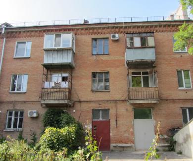 Будинок № 35 по вулиці Гоголя