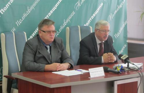 Володимир Мирошниченко та Олександр Коваль