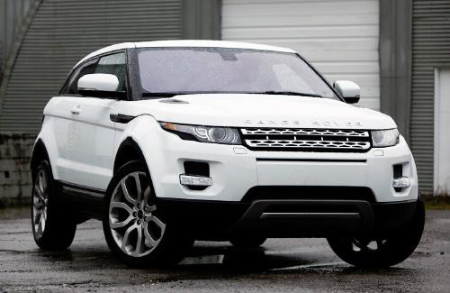 Range Rover 2012 року