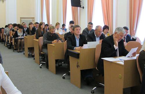 Депутати полтавської міської влади
