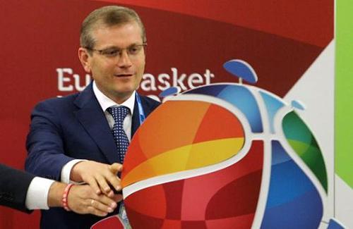 Олександр Вілкул презентував новий логотип турніру