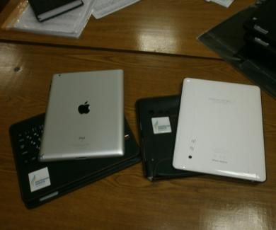 iPad та ZNAYPAD SENKATEL