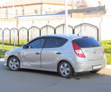 Автомобіль Hyundai